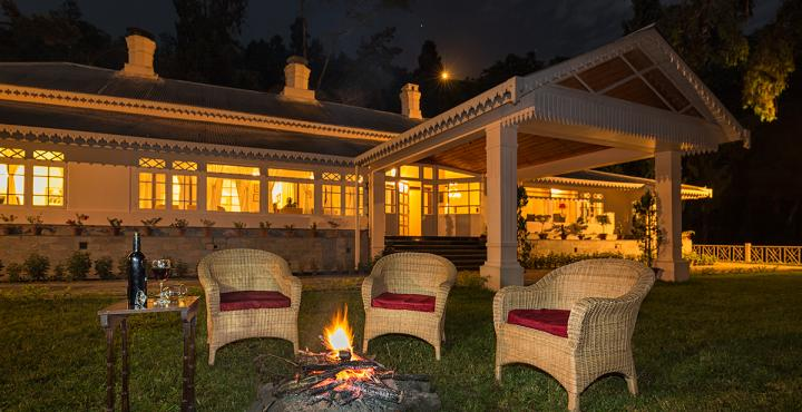 tea garden resort darjeeling,top luxury tea hotels in India,best tea retreat in north bengal